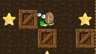 Snail and Sokoban 2 Level 1-7 Walkthrough