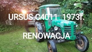 Renowacja URSUSA C4011