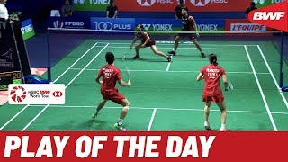 YONEX French Open 2019 | Play of the Day Finals | BWF 2019