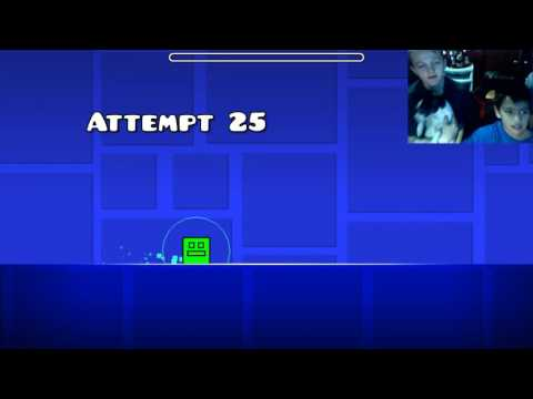 ISAACS TURN!! | Geometry Dash Part 3