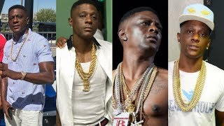 Boosie Fan BREAKS DOWN CRYING WHILE MEETING HIM! I LOST MY MOM IT WAS U WHO GOT ME THROUGH IT!