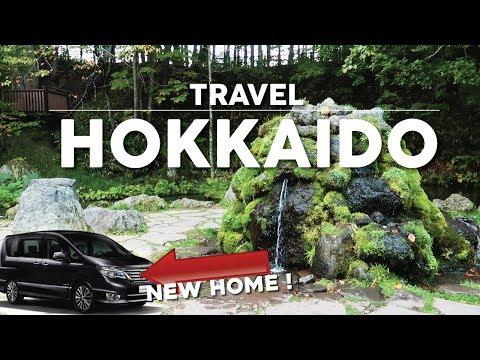 HOKKAIDO Vlog Day 1 | Lake Shikotsu, Mount Yotei And Free Water