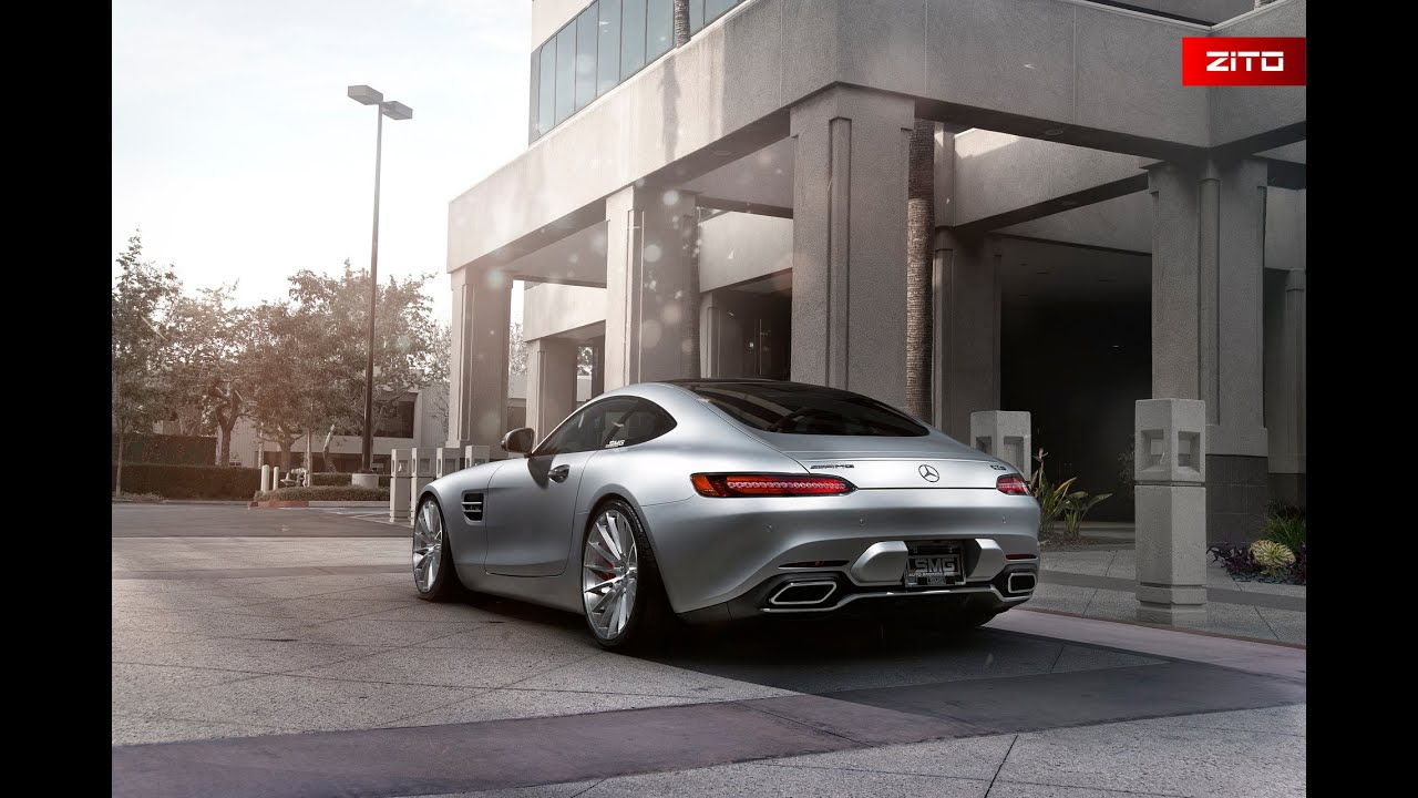 Mercedes Benz Amg Gts By Smg Auto Brokers Zito Zs15