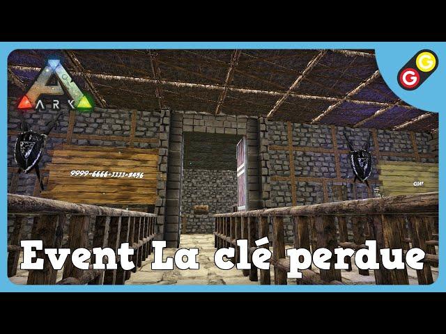 ARK : Survival Evolved - Event La clé perdue [FR]