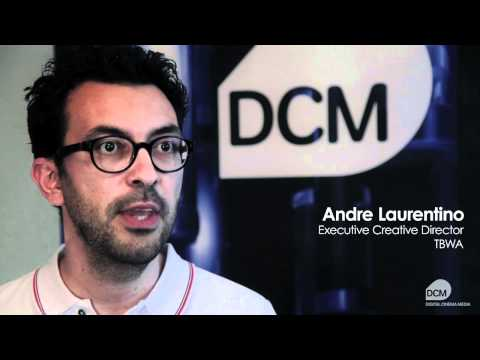 Andre Laurentino at TBWA on technology and innovations in cinema advertising