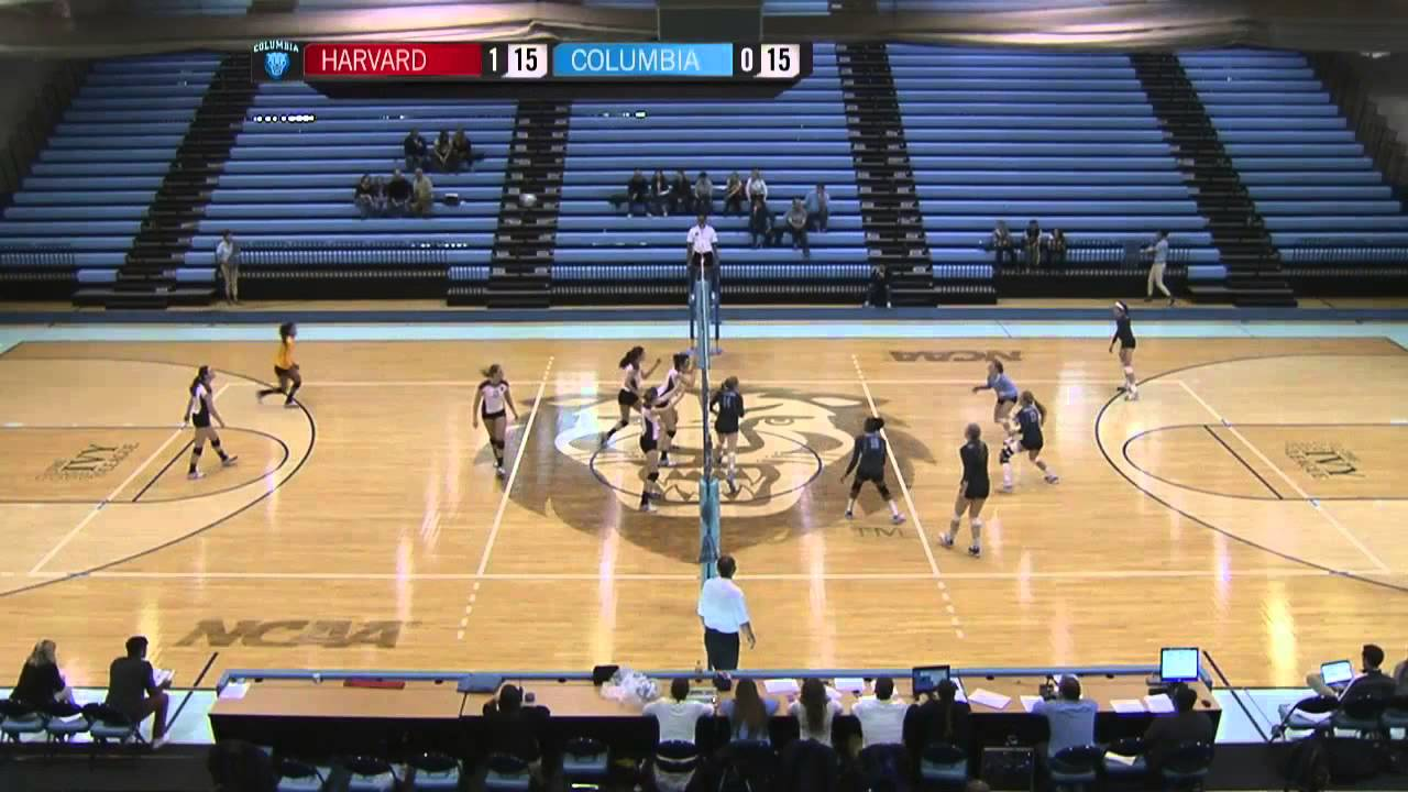 Highlights: Volleyball Goes Distance with Harvard, Falls 2 ...