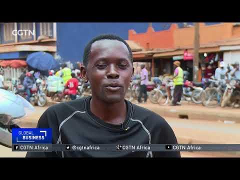 Meet Uganda's first female boda boda driver