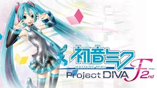 Hatsune Miku: Project DIVA F 2nd - Playstation 3 - True Gamer Revolution