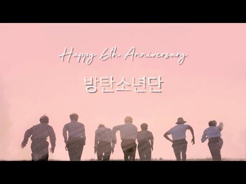 BTS 6th Years ANNIVERSARY - Mikrokosmos