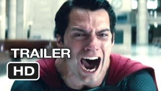 Man of Steel TRAILER - Fate Of Your Planet (2013) - Superman Movie HD