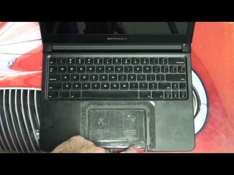 Motorola Bionic Lapdock Initial Impressions by The Digital Digest