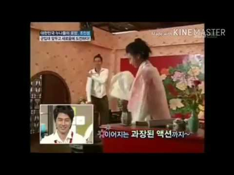 song ji hyo and jo in sung (a frozen flower/ running man fanvid)