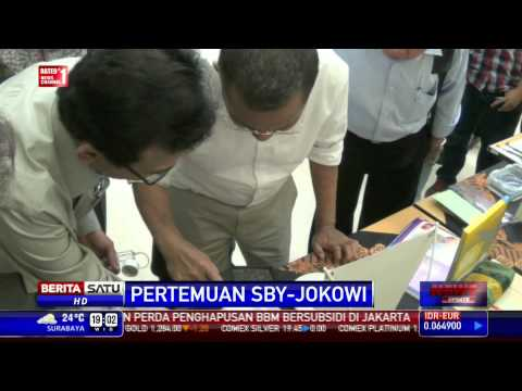 Dahlan Iskan Berharap SBY-Jokowi Bahas Dirut Pertamina