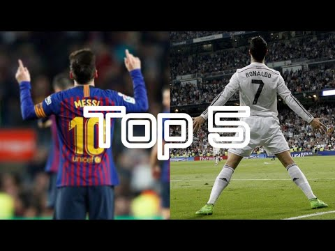 Top 5 Best Football Players In The World 2020
