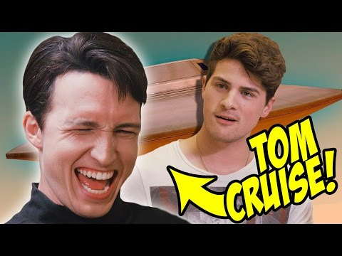 TOM CRUISE IS MY ROOMMATE