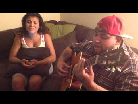 One man woman cover by J Breeze and Kiki