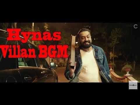 Imaika nodkal Villan mass BGM|| imaika nodikal|| Nayanthara, adhi,  Atharva|