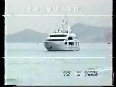Hong Kong UFO Footage