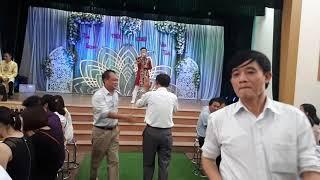Quốc phòng hát chèo mừng đám cưới 2019