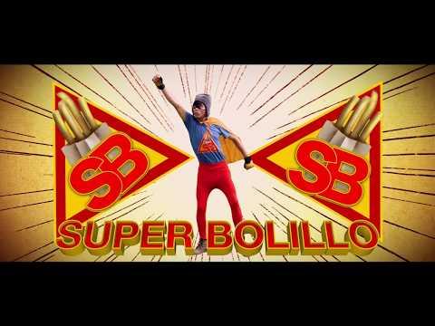 Super Bolillo un nuevo super héroe  - JR INN
