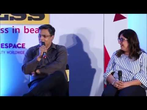 Salon Management Congress, Mumbai 2017 -  2nd Panel Discussion
