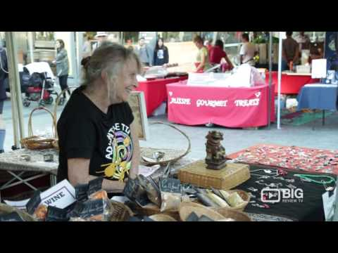 Jan Power's Farmers Markets A Fresh Market In Brisbane Offering Organic Food And Local Foods