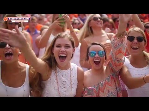In case anyone is bored, the official Clemson youtube channel put out our season highlights and it's pretty well done.