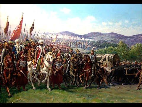 No longer sick man of europe ; the Ottoman empire - Hoi4 timelapse