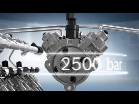 Bosch Common Rail 2500 Bar