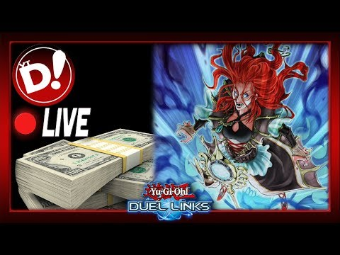 MY WALLET ACTIVATES! Deep Diving with Gishki Cards!!!  || YTDan || Yu-Gi-Oh! Duel Links