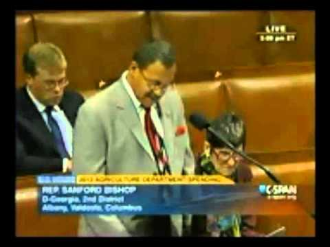 Rep. Sanford Bishop Floor Statement Regarding FDA Regulation