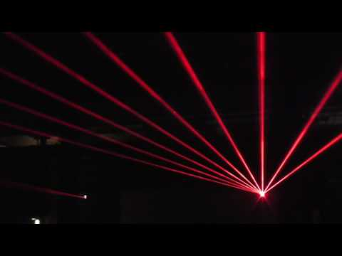 Puce Mary & Drew McDowall live at Click Festival 2017, Elsinore 20170520a