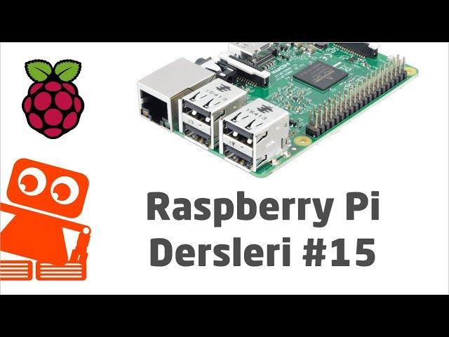 Raspberry Pi 3 İle RC522 RFID Modülü Kullanımı #15