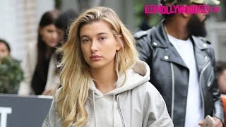 Hailey Baldwin Asked If She's Pregnant With Justin Bieber's Baby & His Relationship W/ Selena Gomez