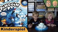 Plitsch Platsch Pinguin - Kinderspiel - Review