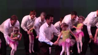 Ballet Daddy-Daughter