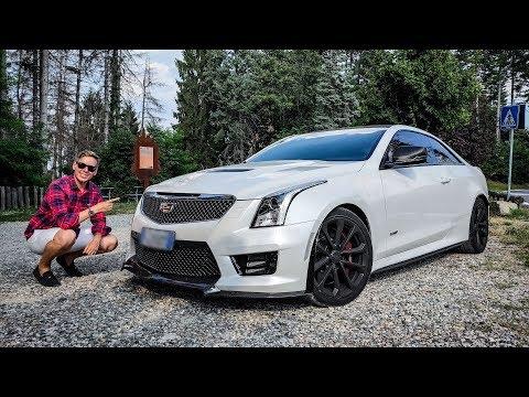 Cadillac ATS-V: L'Americana Anti Giulia Quadrifoglio/M3/C63/RS5!