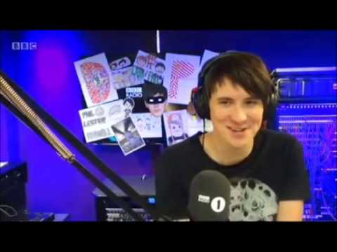 Dan and Phil radio show 13.04.14