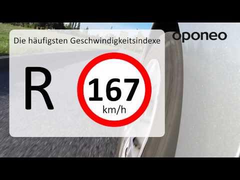 Reifen Geschwindigkeitsindex Tabelle Der Buchstaben Cth