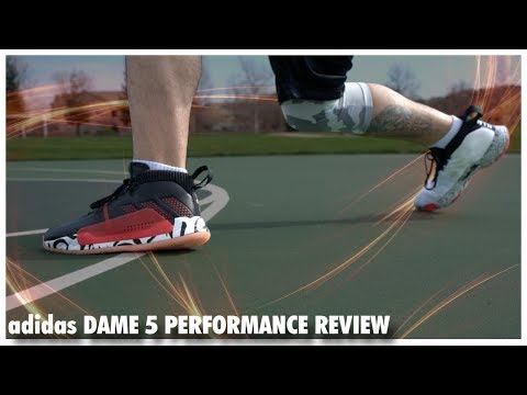 Adidas Dame 5 Performance Review