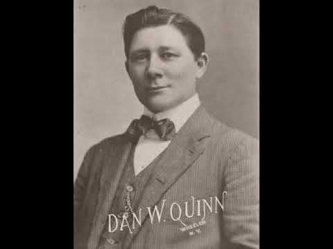 Go Way Back and Sit Down - Dan W. Quinn (1901) - Columbia Grand cyl. 31649