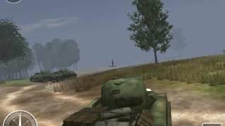 WWII Tank Commander пятая миссия