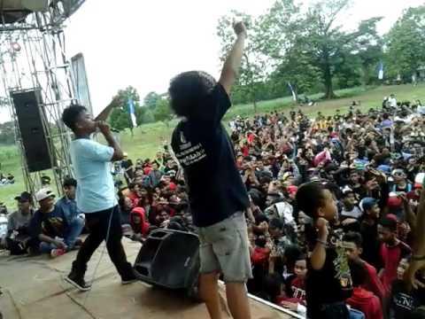 RASTA ONE LOVE, Anggur Sajalah (cover),Subang