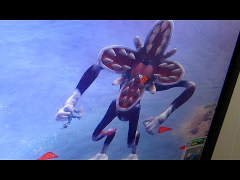 Rowan made a demogorgon on Spore!