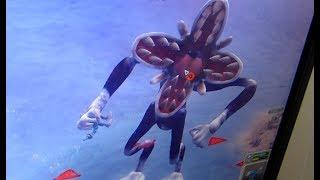 Rowan made a demogorgon on Spore!