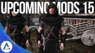 Video 5 Brand New Upcoming Mods 15 - Skyrim Special Edition (PS4/XB1/PC) download MP3, 3GP, MP4, WEBM, AVI, FLV Juni 2018