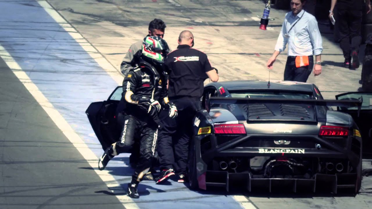 Super Trofeo Europe Monza 2014- Video Teaser