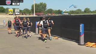 Crossfit Games 2019 // Day 2 // team Ruck // Individual Event # - Ruck // Team strongman