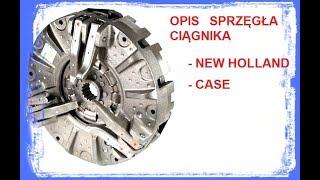 Opis i rodzaje sprzęgła - naprawa w ciągniku New Holland TD, CASE JX