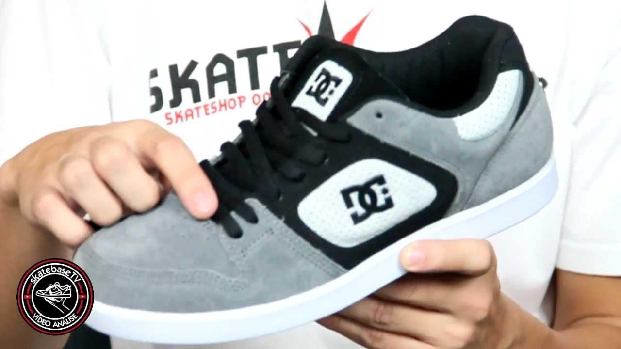 7f632c5845 Tênis DC Shoes Union - skatebase.com.br - YouTube